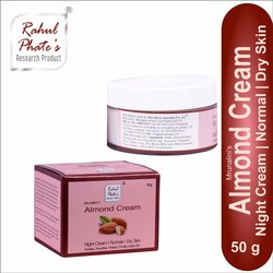 50 Gm Mrinalinis Almond Cream