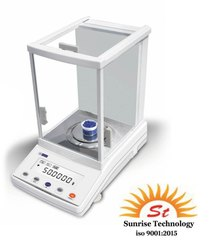 SUNRISE Digital Analytical Balance 220 Gm X 0.0001 G, Accuracy: 0.0001 Gm, for Laboratory