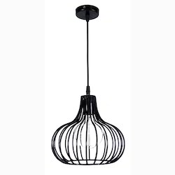 Round Hanging Iron Stello Pendant Lamp, For Home