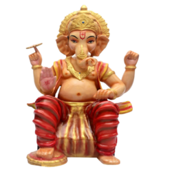 Hindu God Lord Ganapati Statue