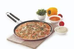 Nirlon Non-Stick Chapati Tawa 30cm / Roti Tawa / Paratha Tawa / Dosa Taw , 4mm With Wire Handle