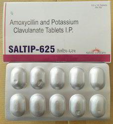 Amoxycillin 500 mg with Clavulanic Acid 125 mg Tablets