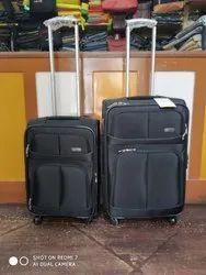 4 Wheel 2 Trolley Bag, Model Name/Number: ESCAPE'S, Size: 20 24