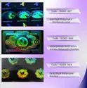Holographic Peel Stick Overlays for Cards
