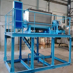 Fertilizer Ribbon Blender