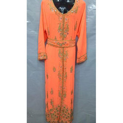 715f5a3980 Royal Blue Abaya Tunisian Cultural Walima Gown, Rs 2600 /piece | ID ...