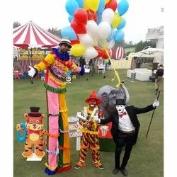 Birthday Party Event Service, Local