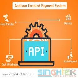 Online Automatic AePS Aadhaar Enabled Payment System API, Battery Capacity: Na, For Allwebapi