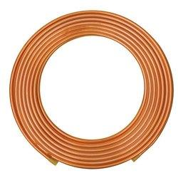 Round Copper Pipe Coil