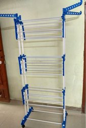 Steel Coated Cloth Dryer Stand