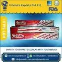 Extra Whitening Toothpaste With Toothbrush 6.4 Oz (181g)