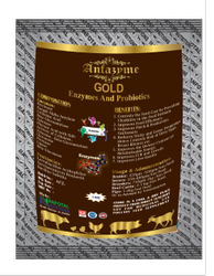 Swine Feed Enzyme & Probiotics (Anfazyme Gold)