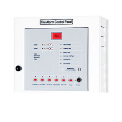 4 Wall Mounted Wired Alarm Control Panel