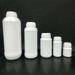 Plastic Medicine Bottles
