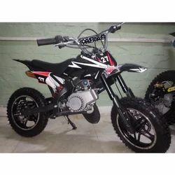 Black Kids Dirt Bike, For Off Roading Adventure, Model Name/Number: Pmc Db50