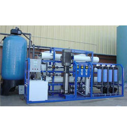 Industrial Mineral Water System