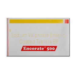 Sodium Valproate Enteric-Coated Tablets BP
