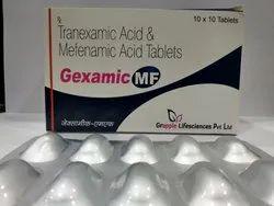Tranexamic Acid 500 Mg  Mefenamic Acid 250 Mg Tablets