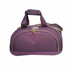 Printed Polyester Horizontal Trolley Bags