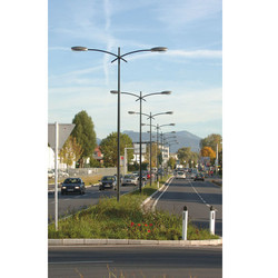 FRP Street Light Poles