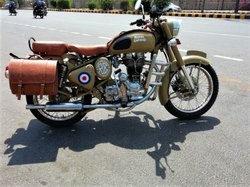 Vintage Royal Enfield Bullet Restoration & Export