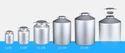Aluminum Bullet Container
