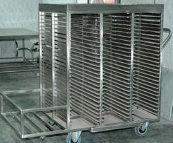 Soiled Plate Trolley