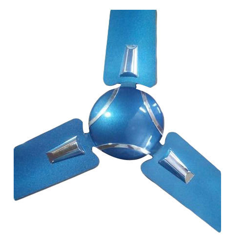 Blue And Rose Pink 1200 Nikola Ceiling Fan, Rs 775 /piece | ID ...