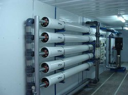 Containerized Desalination Plant