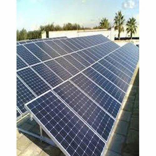 Sun Guard On Grid Solar Power System Rs 50000 Piece Sun Power Systems Id 13999939755