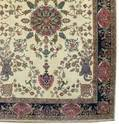 A New Antique Traditional  Wool Silk Rugs