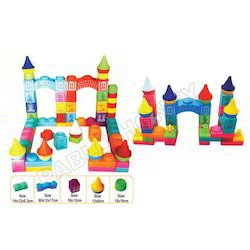 Super Jumbo Block Set - Kids Toy