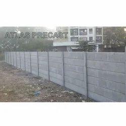 Concrete Boundary Wall