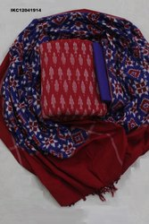 Ikkat Designer Salwar Suits