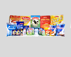 Organic Natural Custom Blend Dairy Products, Packaging Type: Pouch