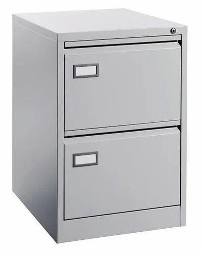 Mild Steel 2 Drawer Filing Cabinet For, File Cabinet 2 Drawer Metal