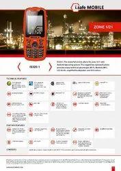 I Safe Intrinsically Safe Mobile Phone Zone 1, Advantage 1.0