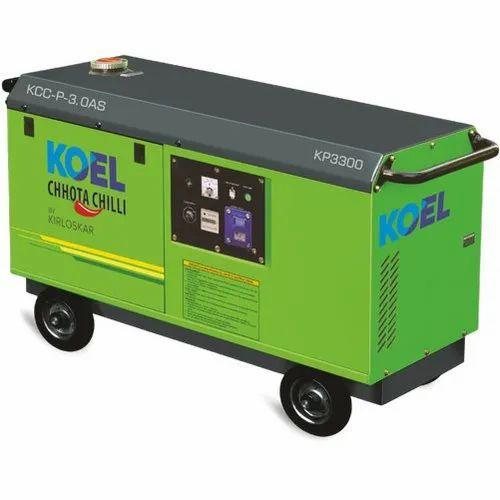 KOEL Chhota Chilli Portable Petrol Generator KP3300