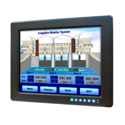 Industrial Monitors with Rugged Designs