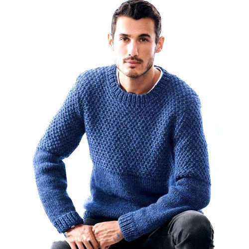 03cc570cbbae Color Hand Knitted Sweater