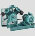 2 HP Borewell Belt Compressor