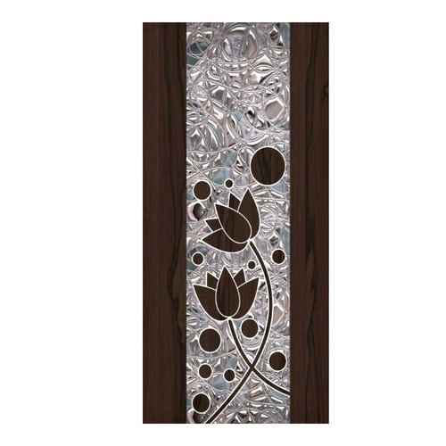 Mango Wood Carved Decorative Door