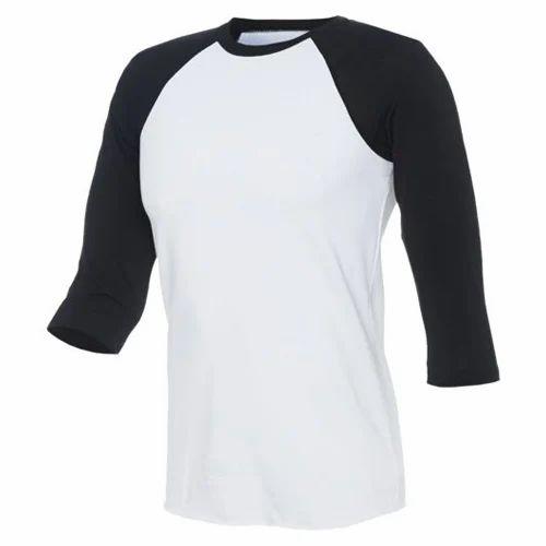 23c7518a191 T Shirts - Round Neck T-Shirt Manufacturer from New Delhi