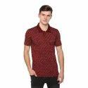 Mehroon T- Shirt
