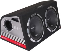 Vibe Slick Twin Car Subwoofer, Size: 12 Inches
