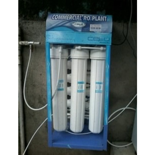 Stainless Steel Domestic RO Purifier