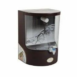 Metallic Cherry RO Cabinet
