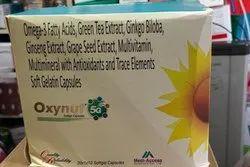 Omega 3 Fatty Acid Softgel Capsules
