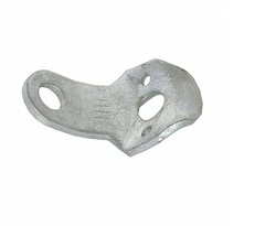 Forged Retainer Catch, Shape: Round