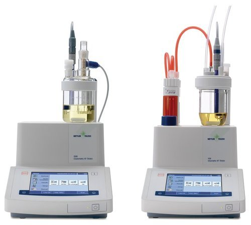Scientific Coulometric Karl Fischer Titrator  For